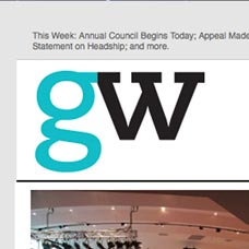 GleanerWeekly Email